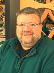 Steve Mann : Director of Outreach